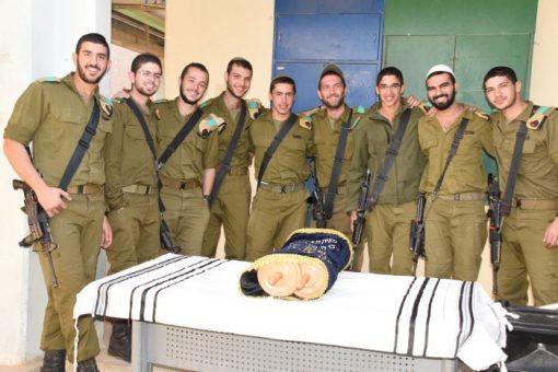 Letter in Sefer Torah Donation 2